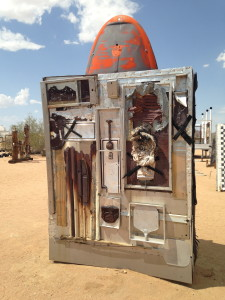 Noah Purifoy- Joshua Tree