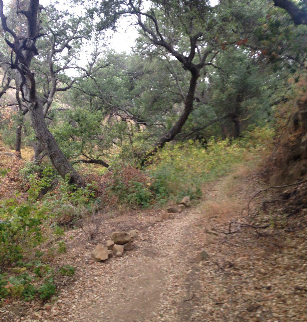 Manson Cave/Spahn Ranch