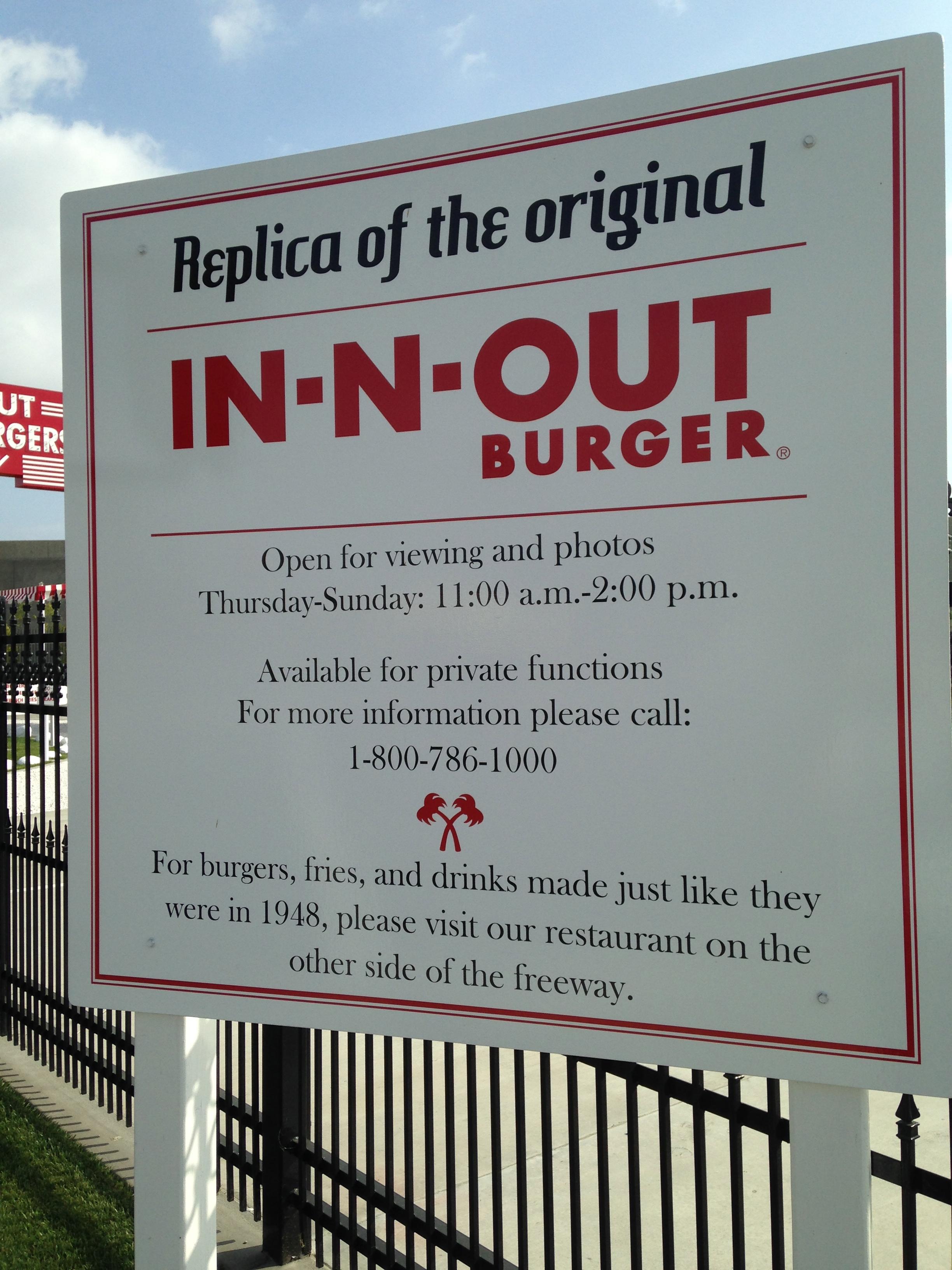 fae5022b67d24 Original In-N-Out Burger | California Curiosities