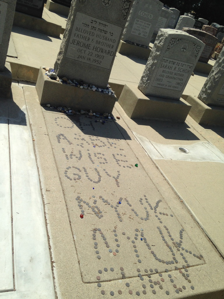 CURLY GRAVE