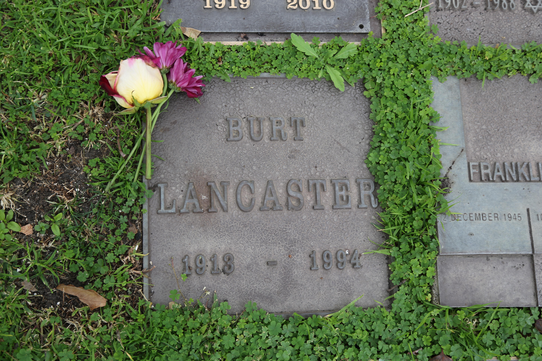 Burt Lancaster Grave