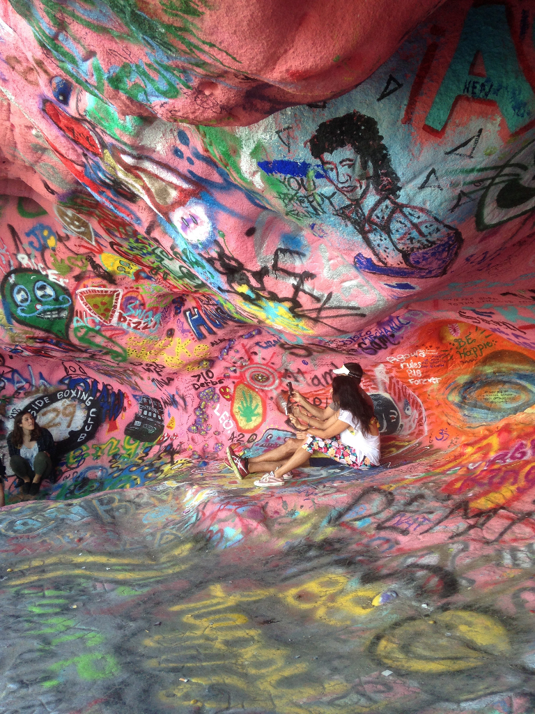 Jim Morrison Cave | California Curiosities